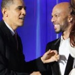 Common and Obama