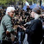 Occupy Wall Street: Crosby and Nash