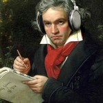 Beethoven with Headphones