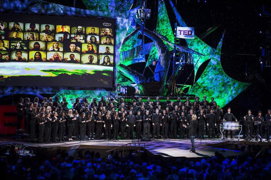 TED 2013: Eric Whitacre