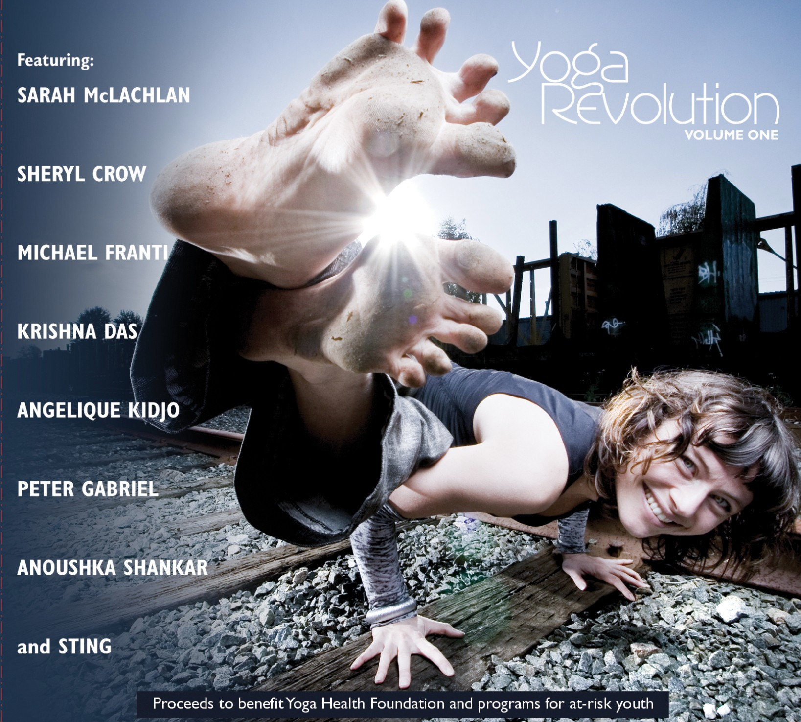 Yoga Revolution: Volume 1