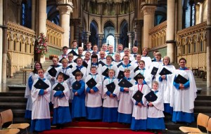 Choir in Canterbury