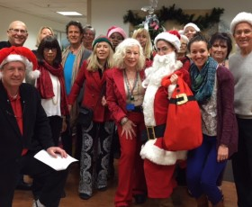 WHY Music Kaiser Christmas Caroling