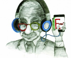 Einstein Google Music