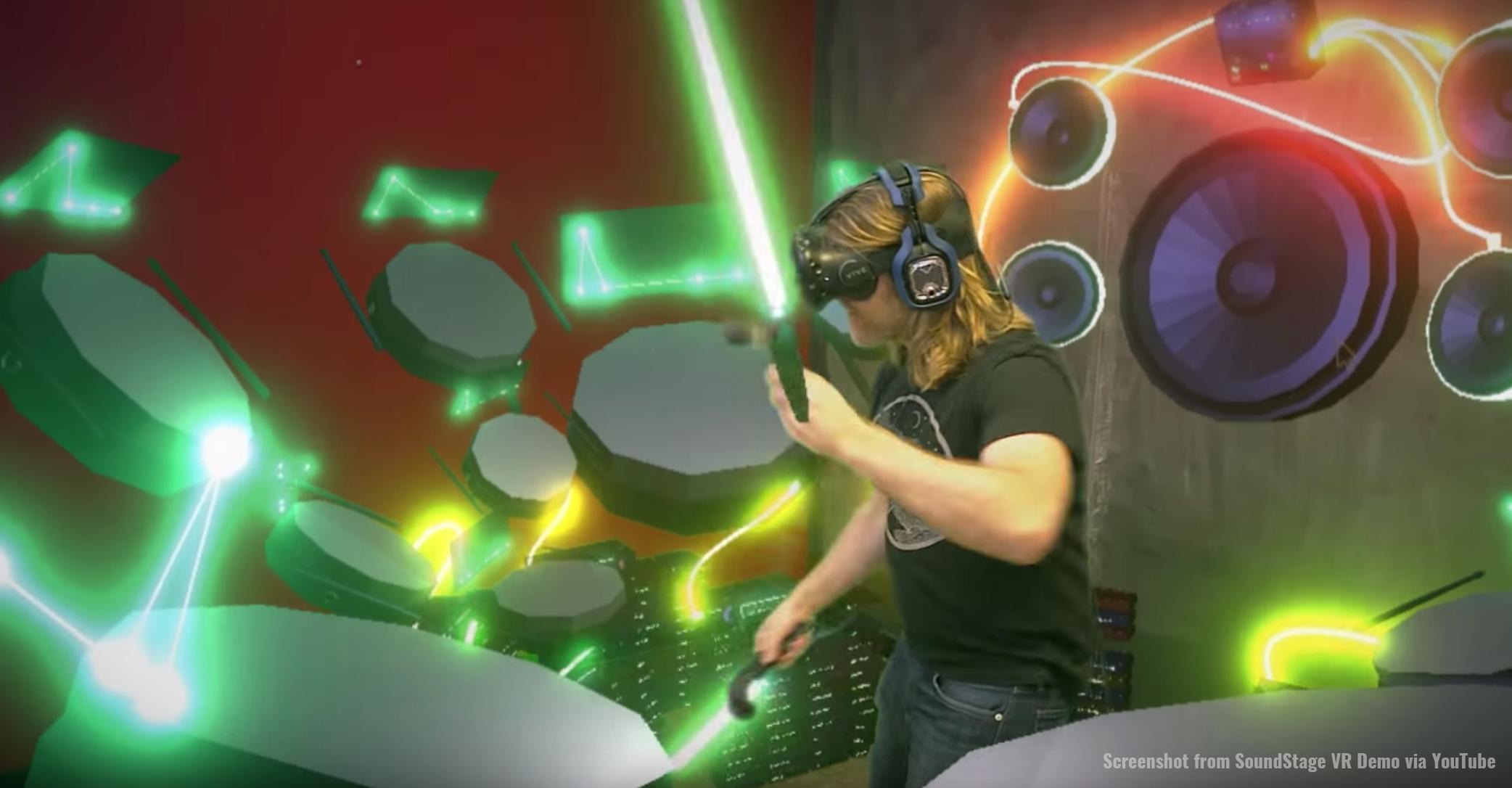 VR Music Demo